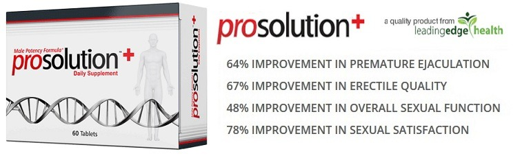 Reasons To Buy Prosolution Plus
