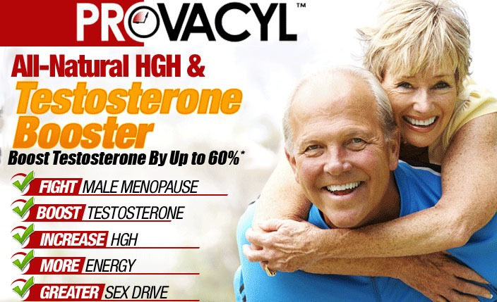 HGH And Testosterone Booster