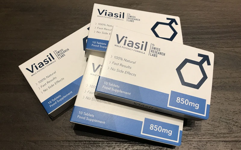My Viasil Results