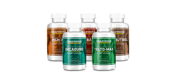 CrazyBulk Growth Hormone Stack